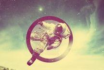 Космонавты / Astronauts