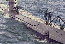 潜水艦&uボート