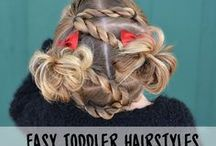 Easy Toddler Hairstyles / Easy Toddler Hairstyles is your resource for ideas and tips when it comes to doing hair for little girls!  We hope you draw some great inspiration here!