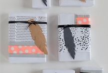 Paper / Greeting cards, gift wrap