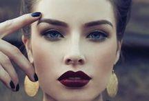 [Beauty] / Makeup, nails, and hair. Gotta love 'em.  / by Amanda Vasicek
