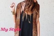 My Style / by Kristen Erfle