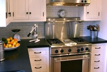 Compact Kitchens / by Cheryl Draa Interior Designs