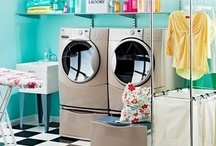 Laundry / by Cheryl Draa Interior Designs