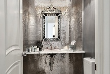 Bathrooms / by Cheryl Draa Interior Designs