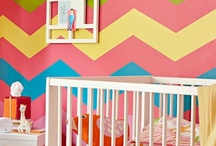 Nursery/Babies rooms  / by Cheryl Draa Interior Designs