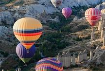 HOT AIR BALLOONS- OUTSTANDING / by Sandra Glenn