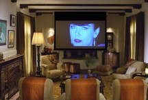 Media maniacs / Home theatres / by Cheryl Draa Interior Designs