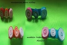 rowling / diseño de accesorios pra niñas y decoracion de locales / by DISEÑOS ROWLING