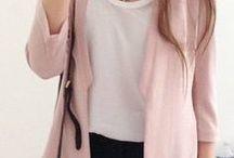 Moda - Mujer / Ideas para vestirse cada día o en ocasiones especiales. Moda femenina. OOTD