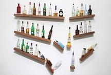 INTERIORS: BAR & WINE CELLARS IDEAS / by Marina S.
