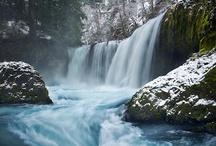NATURE: WATERFALLS / by Marina S.