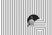 Stripes! / A moodboard for stripes