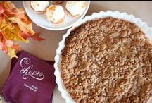 Thanksgiving / From Thanksgiving party invitations to dinner recipes. Take a peek at some of our favorite ideas!