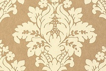 ~Damask~ / Damask is my favorite pattern..It is elegant and timeless..