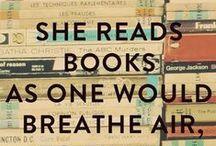 For the Love of Books / by Kristen Piontek