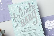 Best Baby Shower Themes / These are our best selling baby shower invitations from TinyPrints.com!