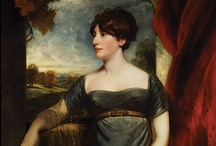 1800-1820 Portraits and Paintings / by Aubry