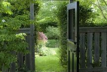 Home inspiration outside / by Vicky Moore-Allen