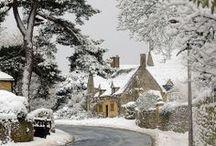Old World Romantic: United Kingdom / by Eva W