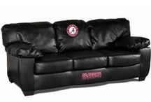 Alabama Crimson Tide Stuff / Unique, high quality, Alabama logo products for the discriminating Crimson Tide enthusiast. Decorate your home, office, or dorm; or spice up your next tailgate party!  Visit our website www.collegelogostuff.com