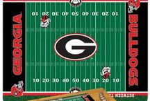 Georgia Bulldogs Stuff / If you are a fanatical Georgia Bulldogs fan, you will love our selection of logo themed items for your dorm, office, den, game room or your next tailgate party! Visit www.collegelogostuff.com