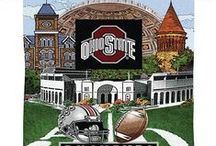 Ohio State Buckeyes Stuff / If you are a fanatical Buckeyes fan, you will love our Ohio State logo products for your home, office, dorm or tailgate party! Visit www.collegelogostuff.com