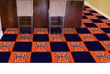 Illinois Fighting Illini Stuff / Visit www.collegelogostuff.com to see our wide selection of Fighting Illini logo items ... perfect for your dorm room, home, office, or your next tail gate party!