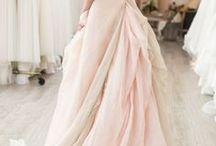Wedding dress / One day..!