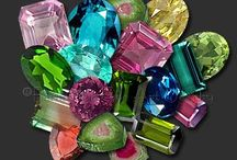 Gems And Minerals / by ThatGirl GoLightly