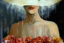 Splash of colour / Inspirational art