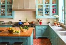 Kitchen Ideas and Information / by Stacey Meyer