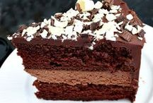 Chocolate Cake / by Stacey Meyer