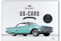US-Cars – Legenden mit Geschichte / Fotografie: www.carloskella.de / Texte: Peter Lemke / Design: Malte Schweers / Verlag: SWAY Books /   Preis: 49,90 Euro / Jetzt bestellen: www.sway-books.de