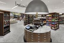 Retail / Interior design per negozi  Interior design for shops
