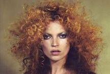 hair/ beauty/ make-up / by Simone Harouche