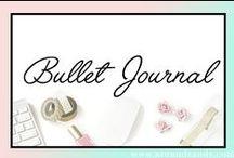 bullet journal / Ideas Bullet journal
