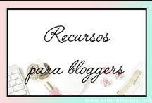 Recursos para bloggers / Recursos y tutoriales para bloggers