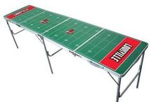 Louisville Cardinals Stuff / Go Cards! Decorate your home, office, or dorm room with these unique University of louisville Cardinals products.  Lots of great tailgating items to add spirit to your next party. Visit www.collegelogostuff.com