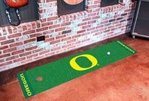 Oregon Ducks Stuff / Go Ducks! Decorate your home, office, or dorm room with these unique University of Oregon products.  Lots of great tailgating items to add spirit to your next party. Visit www.collegelogostuff.com