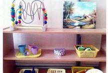 Pédagogie Montessori / Activités en lien avec la #pédagogie #Montessori en lien avec les programmes de #SVT du #collège. #science