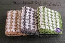 Crochet Dishcloths & Potholders / by Stacey Meyer