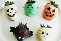 Real Halloween Fun / Halloween is such a fun and spooky time of year! It is so fun to play with Halloween food, so I've got some fun recipes for you. I also love Halloween crafts and costumes. Don't forget all the pumpkin carving and all those yummy pumpkin recipes! Fun, fun, fun!