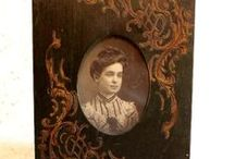Antique Images / antique images: things you might see that instantly identifies as an antique including photos.