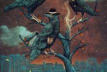 Birds Illustrated / by Chris Schaefer