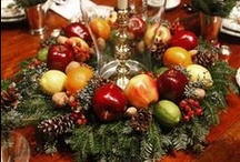 Christmas Tablescapes / by Chris Schaefer