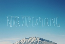 Journey / All things that inspire to travel and see what this world has to offer!