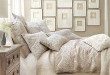 Bedrooms / by Lettermade {by Malia Jacqueline}