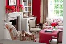 Living Rooms / by Lettermade {by Malia Jacqueline}