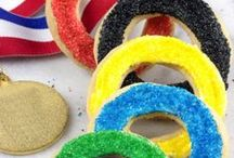 Real Olympics Fun / OMG! We LOVE the Olympics! I'm always finding cute Olympics crafts and fun Olympics games...that way we can enjoy the Olympics even more!
